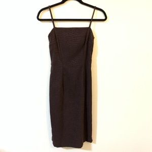 Vintage 90s penny lane dress